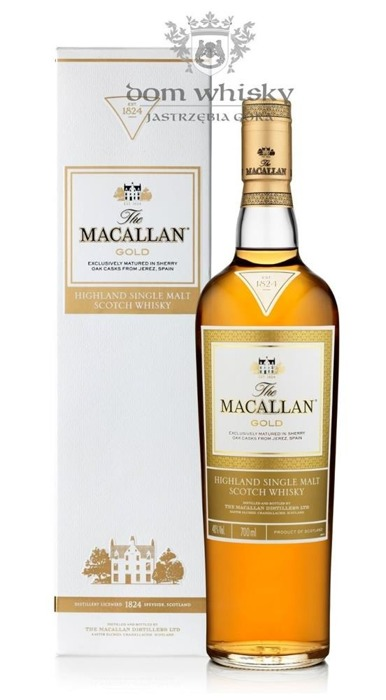 Macallan Gold (1824 Series) /40%/0,7l
