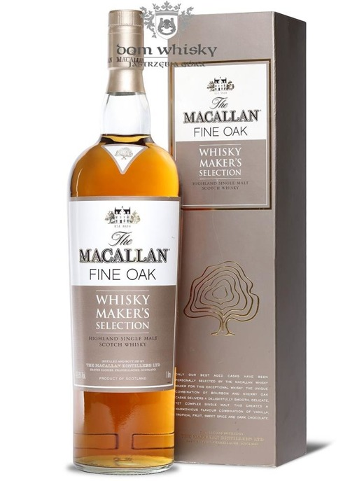 Macallan Whisky Maker's Selection /42,8%/1,0l