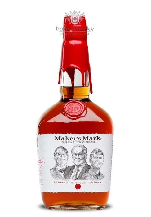 Makers Mark Samuels Family Three Generation / 45% / 1,0l