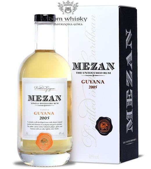 Mezan Guyana 2005 Rum / 40% / 0,7l