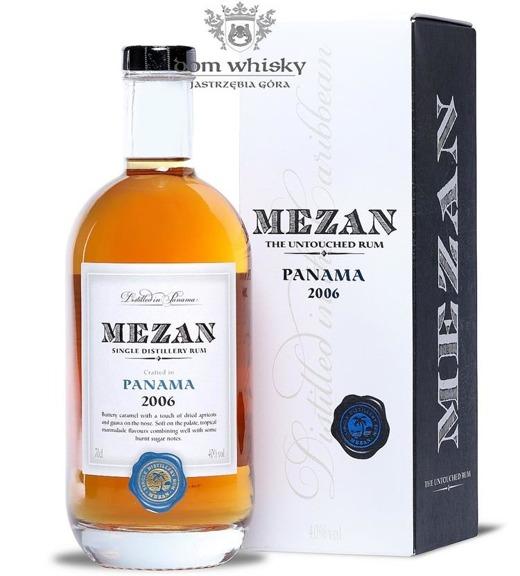 Mezan Panama 2006 Rum / 40% / 0,7l
