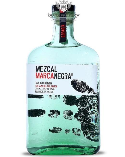 Mezcal Marca Negra 100% Agave Espadín / 50,3% / 0,7l
