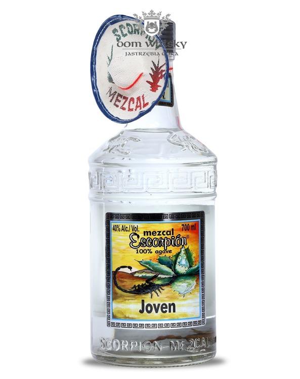 Mezcal Scorpion Silver 100% Agave / 40% / 0,7l