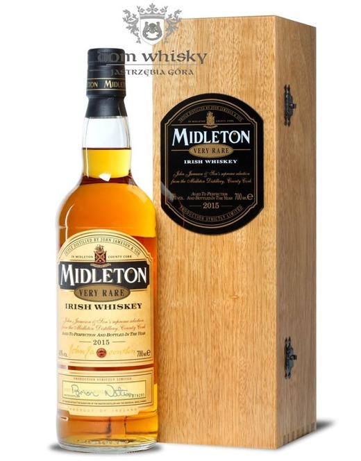 Midleton Very Rare 2015 Release / 40% / 0,7l