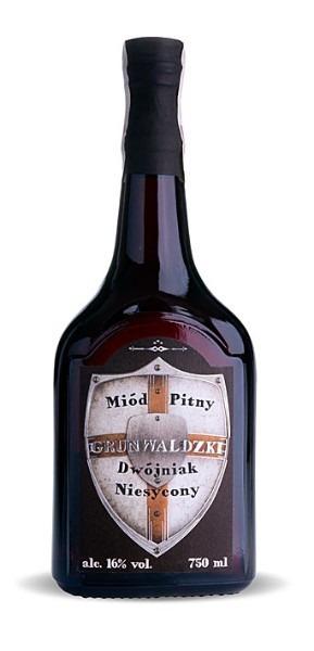 Miód Pitny Trójniak Rycerski (Piasecki) / 13% / 0,75l