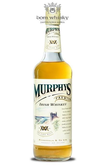 Murphys Premium Irish Whiskey / 40% / 0,7l
