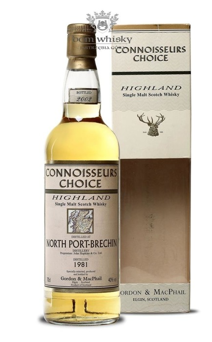 North Port-Brechin 1981(Bottled 2002)Connoisseurs Choice40%/0,7l