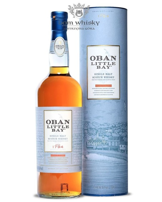 Oban Little Bay / 43% / 0,75l