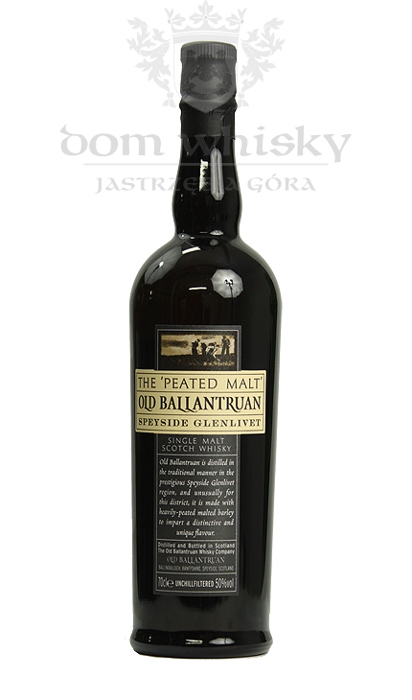 Old Ballantruan 'The Peated Malt' / 50%/ 0,7l