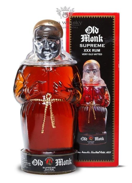 Old Monk Rum Supreme (Indie )/ 42,8% / 0,75l
