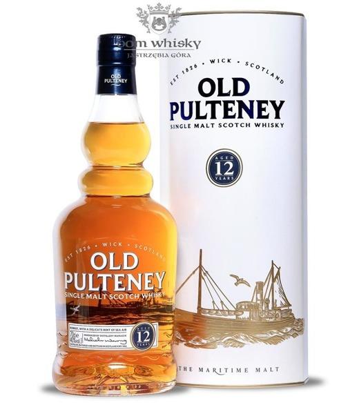 Old Pulteney 12-letni / 40% / 0,7l