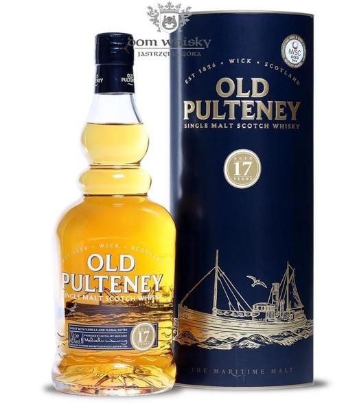 Old Pulteney 17-letni / 46%/ 0,7l