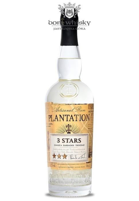 Plantation Barbados Rum, 3-letni / 41,2% / 0,7l