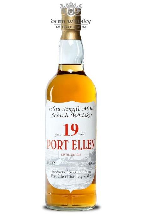 Port Ellen 19 letni D.1981 B.2000 Silver Seal / 40% / 0,7l