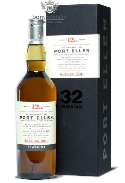 Port Ellen 32 letni D.1979 B.2012 12th Release / 52,5% / 0,7l