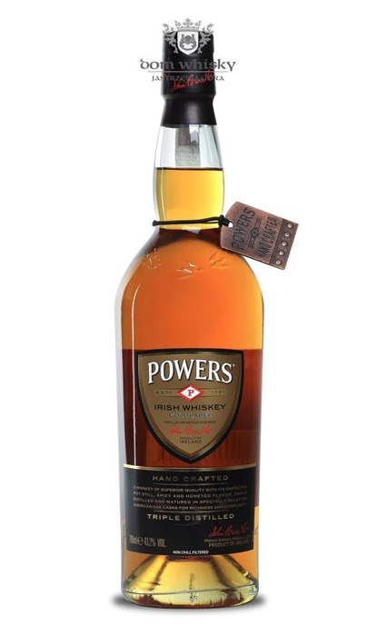 Powers Gold Label Hand Crafted / 43,2% / 0,7l