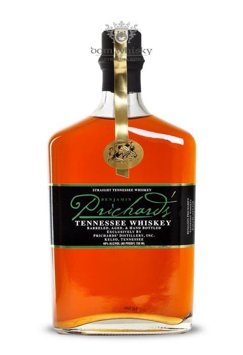 Prichard's Tennessee Bourbon Whisky  / 40% / 0,75l