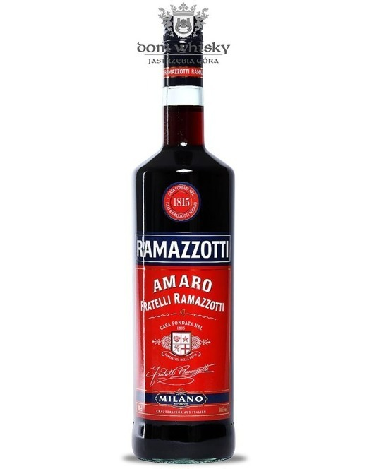 Ramazzotti Amaro / 30% / 0,7l