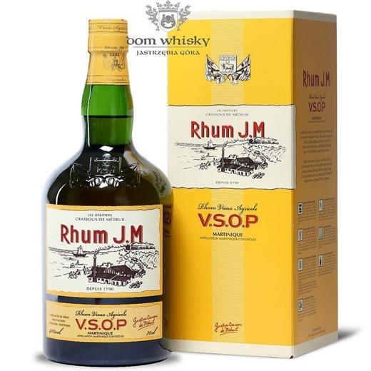 Rhum J.M V.S.O.P (Martinique) / 43% / 0,7l