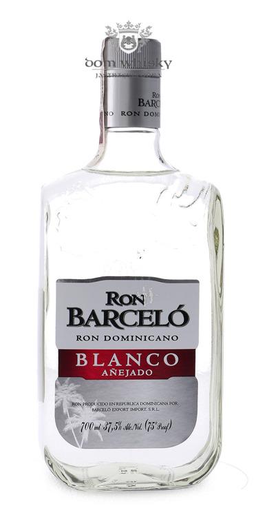 Ron Barcelo Blanco Anejado Ron Dominicano / 37,5% / 0,7l