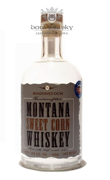 Roughstock Montana Sweet Corn Whiskey 100% Corn / 50% / 0,7l