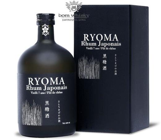 Ryoma Rhum Japonais 7-letni / 40% / 0,7l