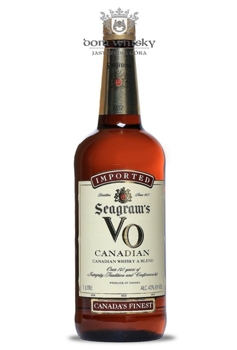 Seagram's VO Canadian / 40% / 1,0l