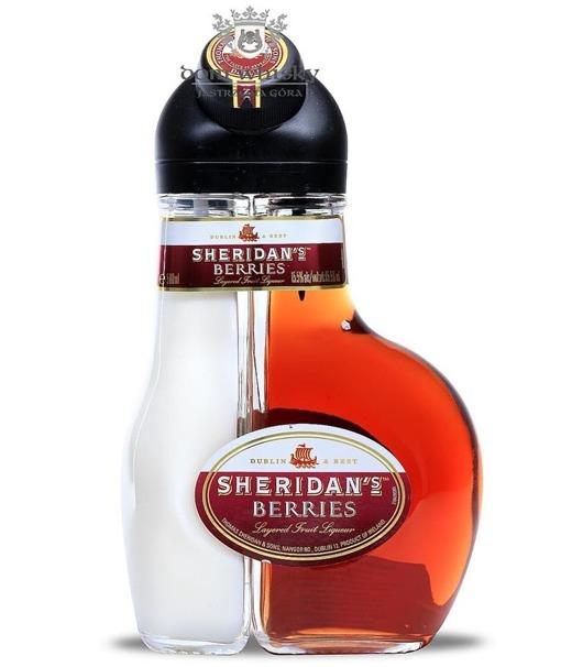 Sheridans Berries Liqueur / 15,5% / 0,5l