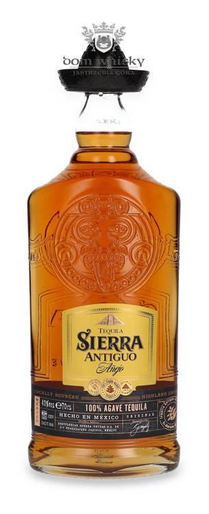 Sierra Anejo Antiguo 100% Agave / 40 %/ 0,7l