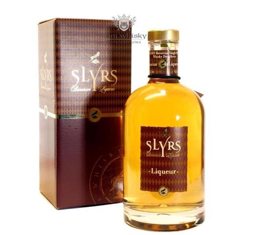 Slyrs Bavarian Liqueur (Niemcy) / 30% / 0,7l