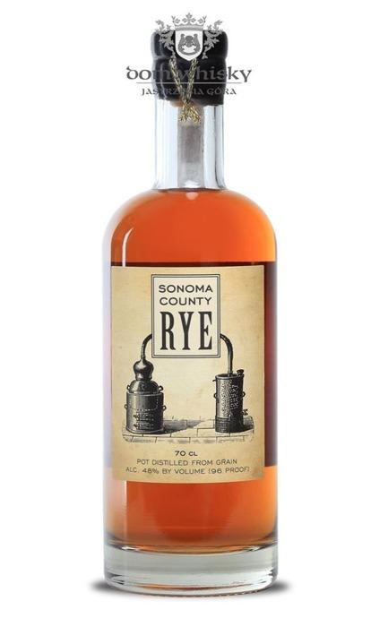 Sonoma County Rye / 46% / 0,7l
