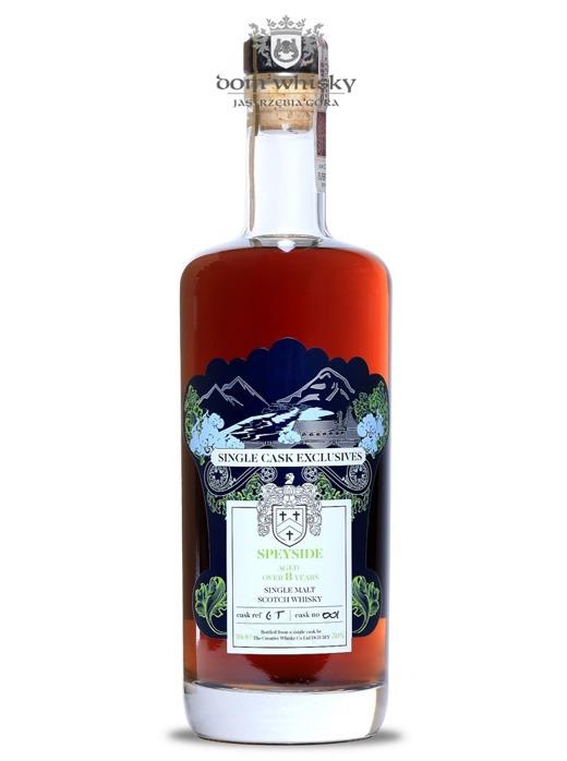 Speyside 8-letni Single Cask, Creative Whisky Co. / 50% / 0,7l