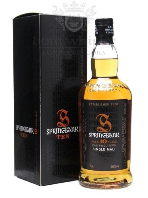 Springbank 10-letni / 46% / 0,7l