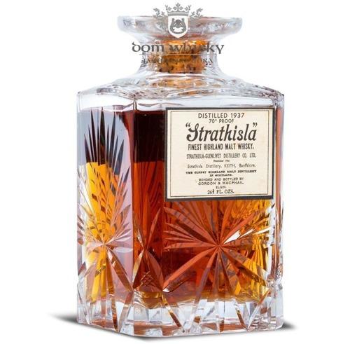 Strathisla-Glenlivet 1937, G&M Crystal Decanter / 40% / 0,75l