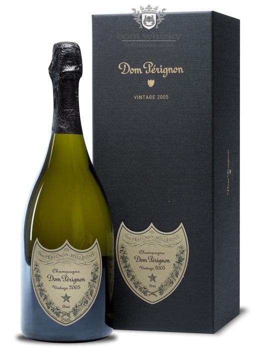 Szampan Dom Perignon Blanc 2005 / Box / 12,5% / 0,75l