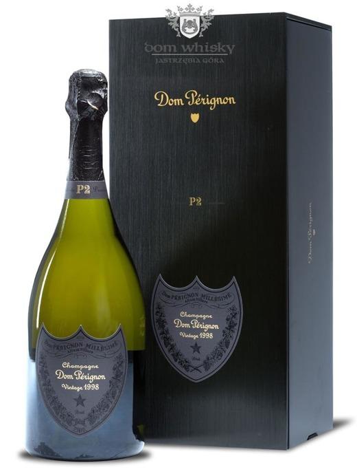 Szampan Dom Perignon Oenotheque 1998 / Box / 12,5% / 0,75l