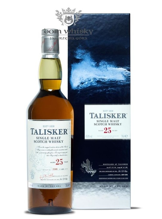Talisker 25 letni 2014 Release (Skye)/45,8%/0,7l