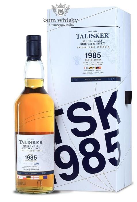 Talisker 27 letni D.1985 B.2013 / 56,1% / 0,7l