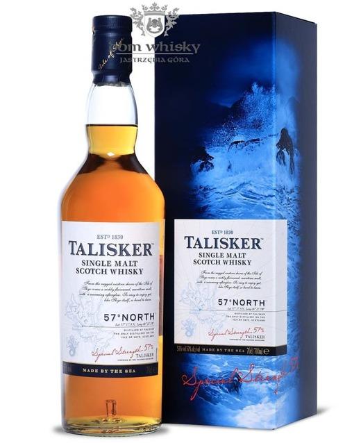 Talisker 57 North Bottled 2012 (Skye) / 57% / 0,7l