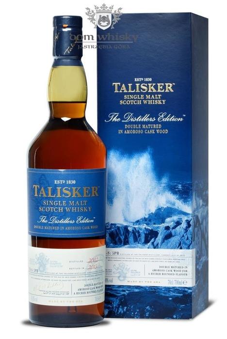 Talisker Double Matured Amoroso Cask 2013 (Skye) / 45,8% / 0,7l
