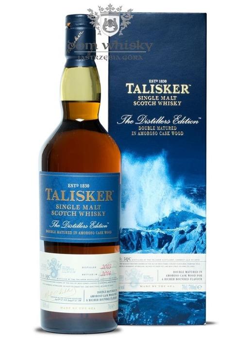 Talisker Double Matured Amoroso Cask 2014 (Skye) / 45,8% / 0,7l