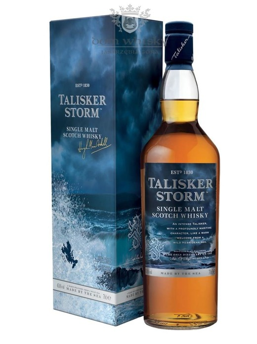 Talisker Storm (Skye) / 45,8% / 0,7l