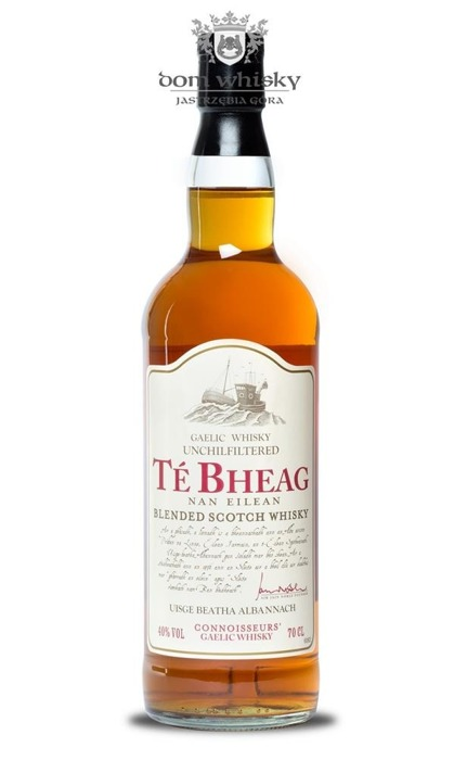Te Bheag Blended Scotch Whisky (Isle of Skye) / 40% / 0,7l