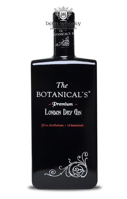 The Botanical's Premium London Dry Gin / 42,5% / 0,7l