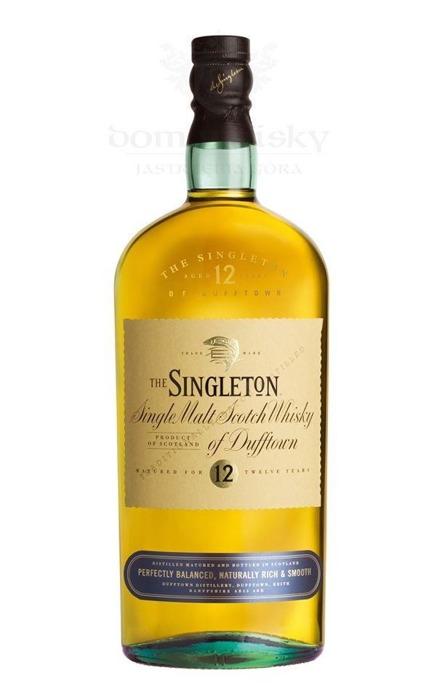 The Singleton of Dufftown 12-letni / 40% / 0,7l