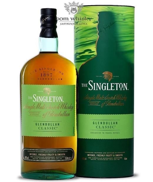 The Singleton of Glendullan Classic / 40% / 1,0l