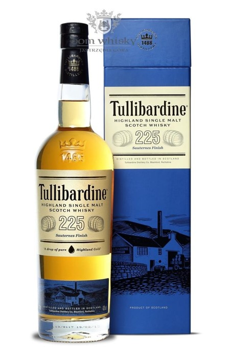 Tullibardine 225 Sauternes / 43% / 0,7l