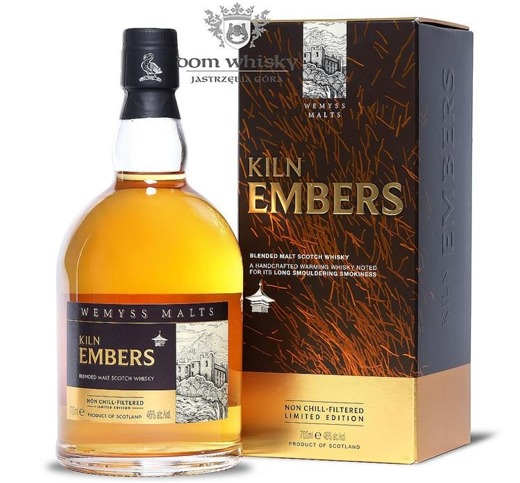 Wemyss Kiln Embers Limited Edition Blended Malt / 46% / 0,7l