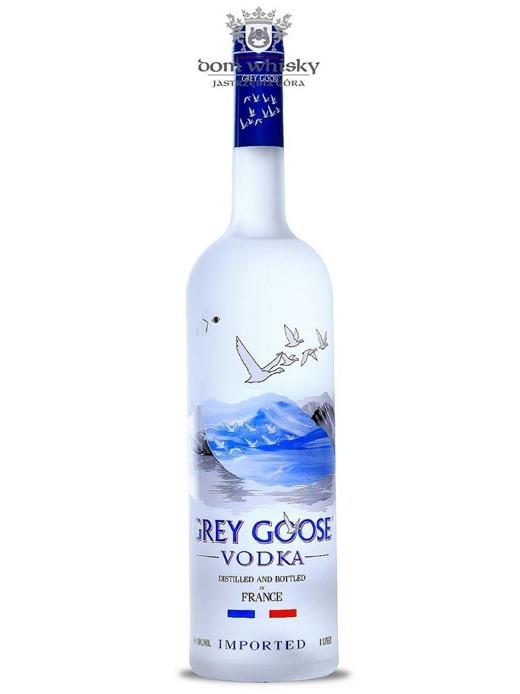 Wódka Grey Goose / 40% / 1,0l