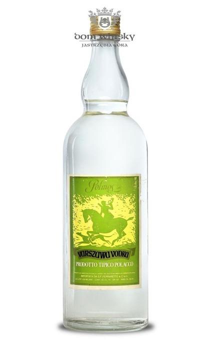 Wódka Polmos Varszawa Vodka / 45% / 0,75l